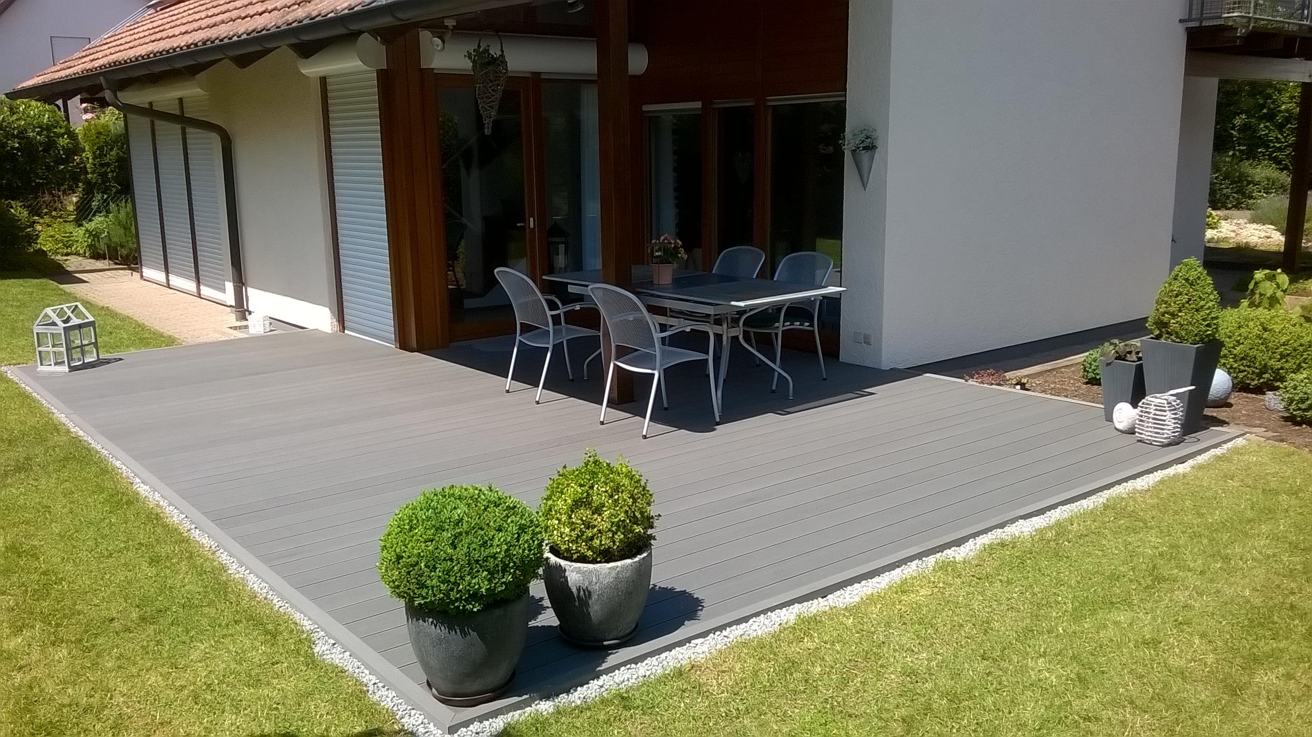 holz kunststoff dielen terrasse megawood wpc. Black Bedroom Furniture Sets. Home Design Ideas